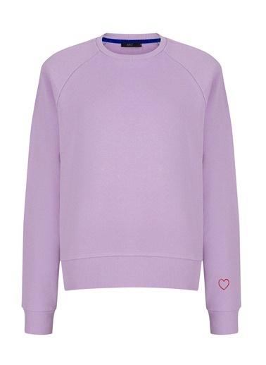 Xint Sweatshirt Lila
